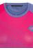 ION Scrub_AMP SS Tee Women sunset pink